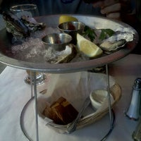 Photo taken at Hyde Street Seafood House & Raw Bar by Valerie Ann on 9/27/2011