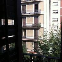Photo taken at Hostal Central Barcelona by Jenn C. on 7/11/2012