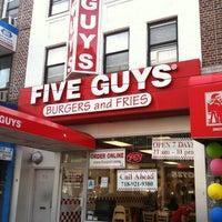 Photo taken at Five Guys by Joe G. on 4/11/2011