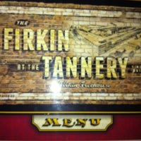 Photo taken at Firkin at the Tannery by Joe P. on 5/7/2011