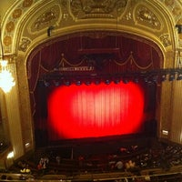 Photo taken at Orpheum Theater by Zac C. on 3/19/2012