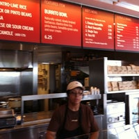 Photo taken at Chipotle Mexican Grill by Chris G. on 5/29/2011