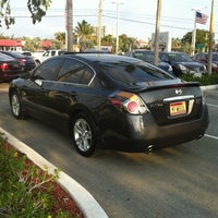Photo taken at Endicott Nissan by Nick M. on 4/13/2012
