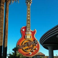 Photo taken at Hard Rock Cafe Las Vegas at Hard Rock Hotel by Cody T. on 8/17/2011