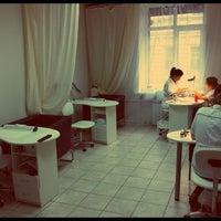 Снимок сделан в NAIL SPA /Петроградская/ пользователем Katrin I. 3/27/2012