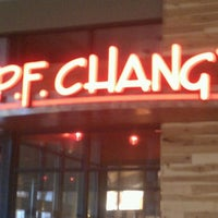 Photo taken at P.F. Chang's by Vince C. on 11/23/2011