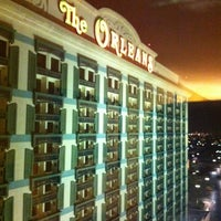 Photo taken at The Orleans Hotel & Casino by George B. on 3/28/2011