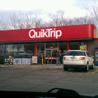 Photo taken at QuikTrip by Katherine G. on 1/14/2012
