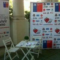 Photo taken at Colegio de Contadores de Chile by James G. on 11/30/2011
