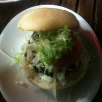 Photo taken at Sunny's Burger Joint by Marcos M. on 10/29/2011