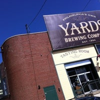 Foto tirada no(a) Yards Brewing Company por PHL Science Fest em 3/22/2011
