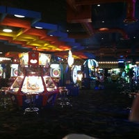 Photo taken at Dave & Buster's by Westbrook L. on 8/5/2011