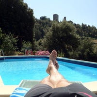 Photo taken at Villa Le Capanne by SirCambiozzi on 7/14/2012