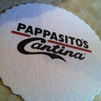 Photo taken at Pappasito's Cantina by Joel C. on 3/8/2012