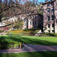 Photo taken at Old Main lawn by Ryan G. on 4/15/2012