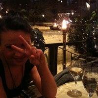 Photo taken at Theodor's Cafe & Restaurant by Henriette M. L. on 12/27/2010