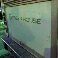 Photo taken at Green House by Lee D. on 5/19/2012