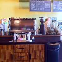 Photo taken at The Palace Coffee Company by Melissa B. on 8/11/2011
