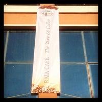 Photo taken at raia Coffee by aria n. on 2/12/2012