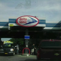 Photo Taken At Delta Sonic Car Wash By Carl V. On 8/20/ ...