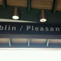 Photo taken at Dublin/Pleasanton BART Station by Thomas V. on 10/9/2011