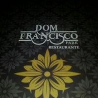 Photo taken at Dom Francisco by Samuel V. on 1/25/2012