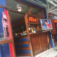 Photo taken at Το Σουβλάκι του Βασίλη by Thodoris S. on 5/11/2012