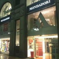 Photo taken at Mondadori Multicenter by Marcello G. on 9/26/2011