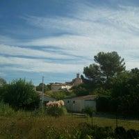 Photo taken at Village de Montferrier by Longboard34 D. on 9/8/2011