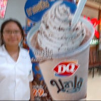 Photo taken at Dairy Queen by Kris on 1/9/2012