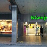Foto tomada en El Corte Inglés por socialpymedia.es -. el 12/24/2011