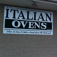 Photo taken at Italian Ovens Pizzaria by Facebook.com/losatron L. on 1/28/2011