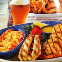 Photo taken at Red Lobster by Peter C. on 8/26/2012