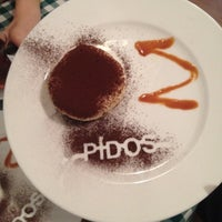 Photo taken at Pizzeria Pidos by Esra on 8/2/2012