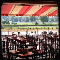 Photo taken at Saratoga Race Course by Dana M. on 8/25/2012