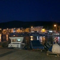 Photo taken at Deniz Restaurant by Sartuk K. on 8/13/2012