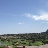 Photo taken at Cheyenne Mountain Resort by Arun K. on 5/27/2012