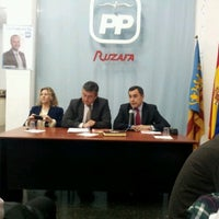 Photo taken at PP Ruzafa - Valencia by Gonzalo M. on 2/28/2012