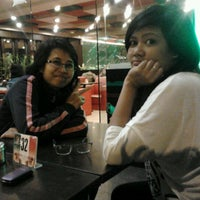 Photo taken at City Ice Cream Cafe by Woelan S. on 11/11/2011