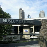 Photo taken at Museum of London by seunghyup b. on 9/3/2011
