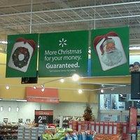 Photo taken at Walmart Supercenter by George N. on 11/1/2011