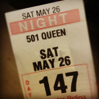 Photo taken at TTC Streetcar #501 Queen by Agentninety9 on 5/27/2012