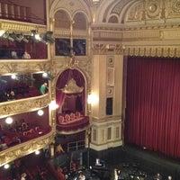 Photo taken at Det Kongelige Teater by Trine L. on 2/29/2012