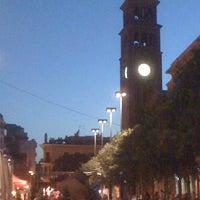 Foto tomada en Plaça de l'Ajuntament por CrónicasViajeras el 6/16/2012