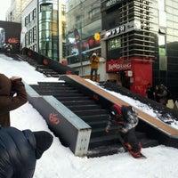 Photo taken at Nike Winter Jam Seoul by Billy K. on 11/20/2011