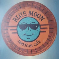 Photo taken at Blue Moon Mexican Cafe by Steven T. on 9/2/2011