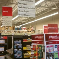 Photo taken at Office Depot by Amanda G. on 1/21/2012