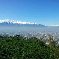 Photo taken at Parque Metropolitano de Santiago by Sebastian L. on 8/18/2012