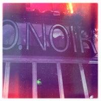 Photo taken at O.Noir by kaila p. on 8/23/2012