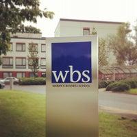 Снимок сделан в Warwick Business School пользователем Neil S. 7/19/2012